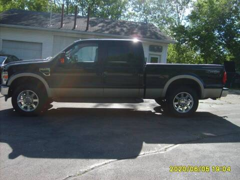 2008 Ford F-250 Super Duty for sale at Northport Motors LLC in New London WI