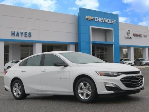 2021 Chevrolet Malibu for sale at HAYES CHEVROLET Buick GMC Cadillac Inc in Alto GA