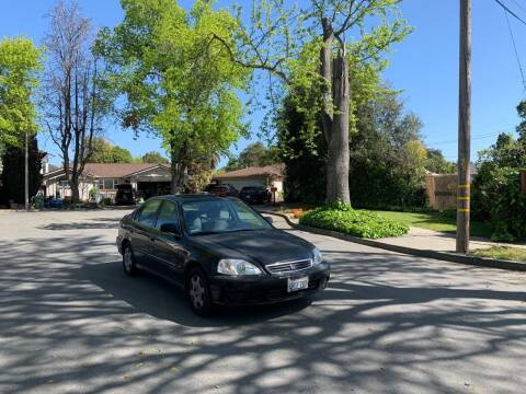 1999 Honda Civic for sale at Blue Eagle Motors in Fremont CA