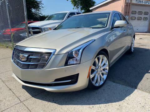 2015 Cadillac ATS for sale at Seaview Motors and Repair LLC in Bridgeport CT