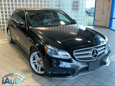 2014 Mercedes-Benz E-Class for sale at iAuto in Cincinnati OH