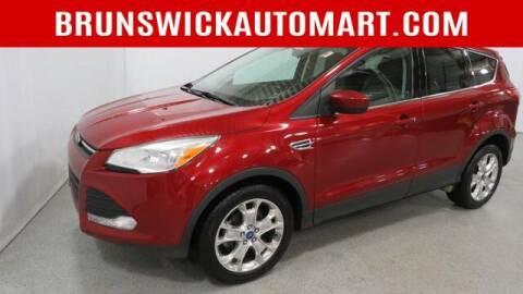 2013 Ford Escape for sale at Brunswick Auto Mart in Brunswick OH