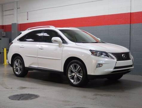 2015 Lexus RX 350 for sale at CU Carfinders in Norcross GA