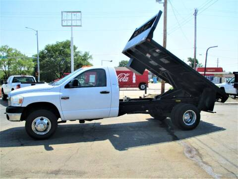 2007 Dodge Ram Chassis 3500 for sale at Steffes Motors in Council Bluffs IA
