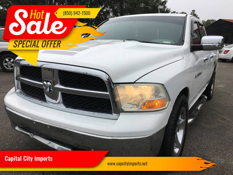 2011 RAM Ram Pickup 1500 for sale at Capital City Imports in Tallahassee FL