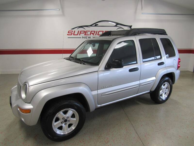 2004 Jeep Liberty for sale at Superior Auto Sales in New Windsor NY