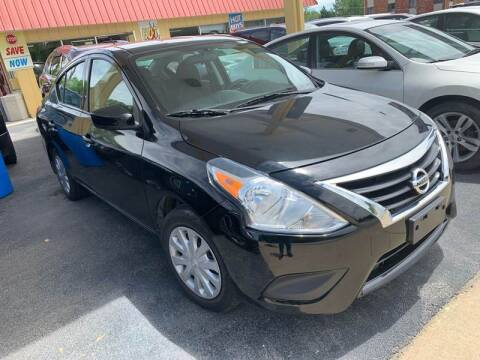 2016 Nissan Versa for sale at KENNEDY AUTO CENTER in Bradley IL