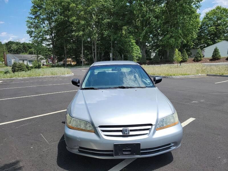 2001 Honda Accord for sale at F & Z MOTORS LLC in Waterbury CT