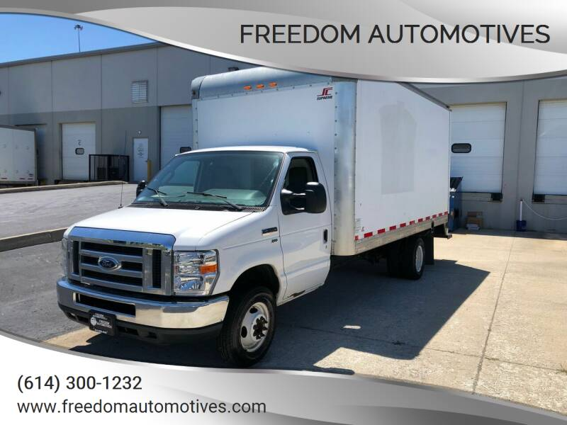 2013 Ford E-Series Chassis for sale at Freedom Automotives in Grove City OH