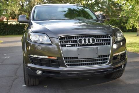 2009 Audi Q7 for sale at Monaco Motor Group in Orlando FL