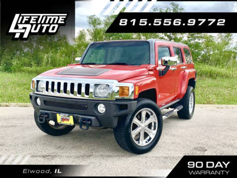 2007 HUMMER H3 for sale at Lifetime Auto in Elwood IL