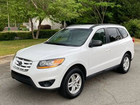 2011 Hyundai Santa Fe for sale at Triangle Motors Inc in Raleigh NC