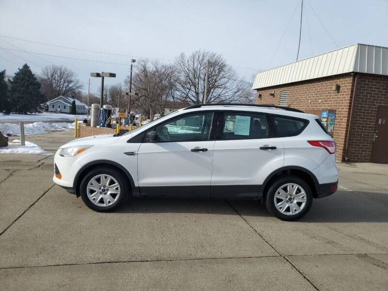 2014 Ford Escape for sale at RIVERSIDE AUTO SALES in Sioux City IA