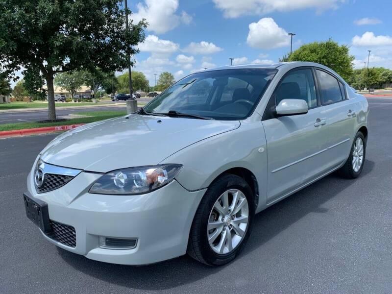 2008 Mazda MAZDA3 for sale at Bells Auto Sales in Austin TX