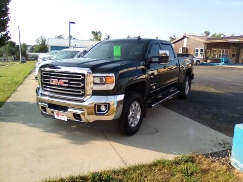 2015 GMC Sierra 2500HD for sale at Four Guys Auto in Cedar Rapids IA
