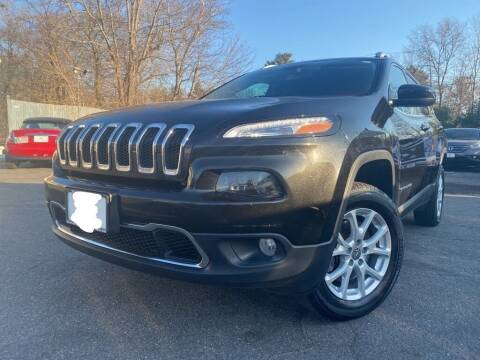 2015 Jeep Cherokee for sale at Kensington Family Auto in Kensington CT
