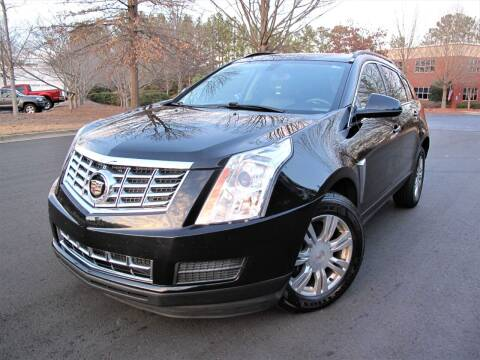2014 Cadillac SRX for sale at Top Rider Motorsports in Marietta GA