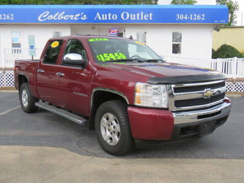 2009 Chevrolet Silverado 1500 for sale at Colbert's Auto Outlet in Hickory NC