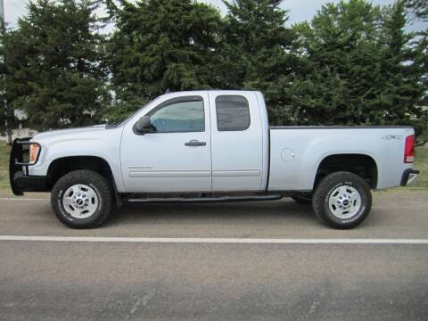 2013 GMC Sierra 2500HD for sale at Joe's Motor Company in Hazard NE