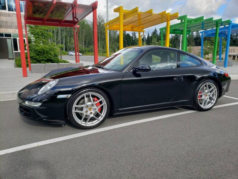 2008 Porsche 911 for sale at Painlessautos.com in Bellevue WA