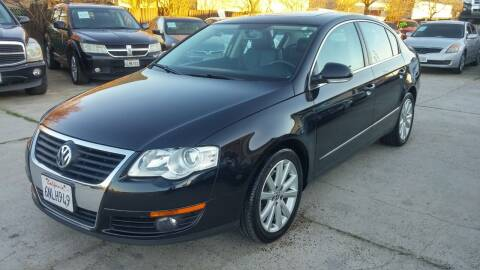 2010 Volkswagen Passat for sale at Carspot Auto Sales in Sacramento CA