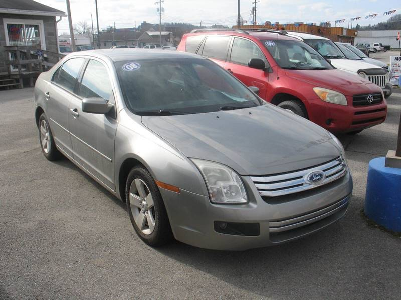 2008 Ford Fusion for sale at RACEN AUTO SALES LLC in Buckhannon WV