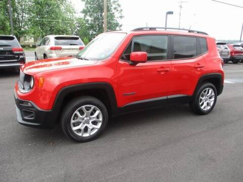 2015 Jeep Renegade for sale at FINAL DRIVE AUTO SALES INC in Shippensburg PA