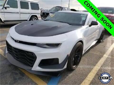 2018 Chevrolet Camaro for sale at LAKESIDE MOTORS, INC. in Sachse TX