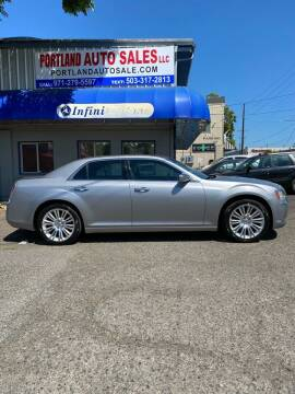 2011 Chrysler 300 for sale at PORTLAND AUTO SALES LLC. in Portland OR