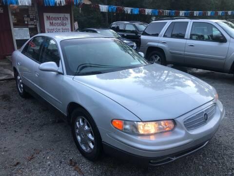 2002 Buick Regal for sale at Mountain Motors in Newnan GA