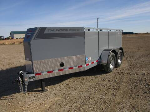 2021 THUNDER CREEK MTT920 for sale at Nore's Auto & Trailer Sales - Fuel Trailers in Kenmare ND