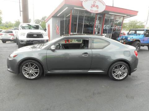 2013 Scion tC for sale at The Carriage Company in Lancaster OH