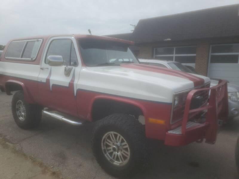 1981 Chevrolet Blazer for sale in Wayne, MI
