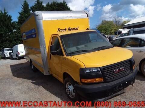 2018 GMC Savana Cutaway for sale at East Coast Auto Source Inc. in Bedford VA