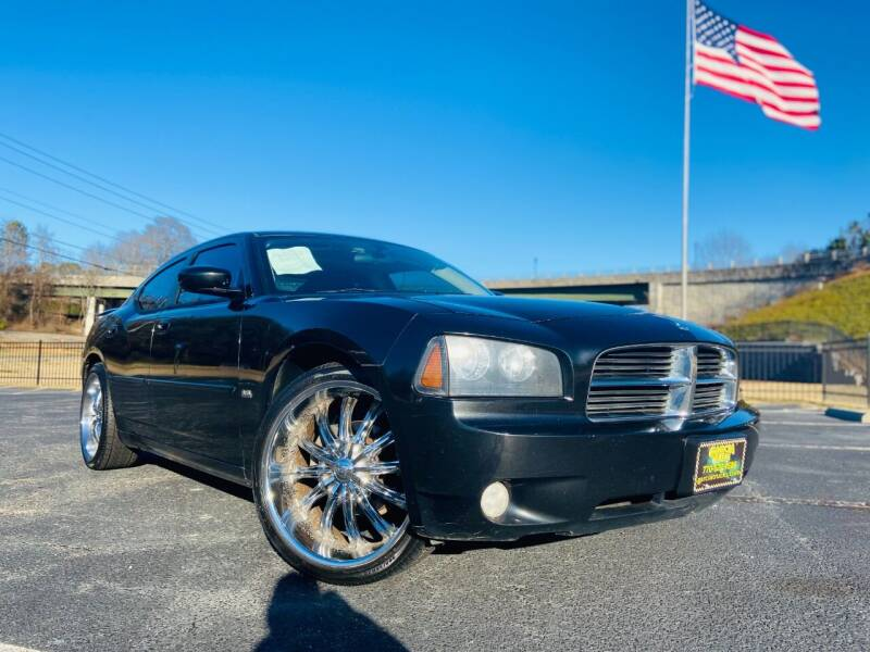 2010 Dodge Charger for sale at Garcia Trucks Auto Sales Inc. in Austell GA