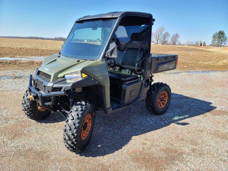 2015 Polaris Ranger for sale at Shinkles Auto Sales & Garage in Spencer WI
