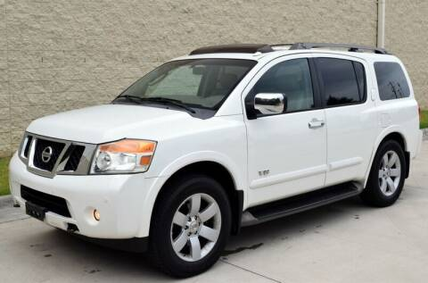 2008 Nissan Armada for sale at Raleigh Auto Inc. in Raleigh NC