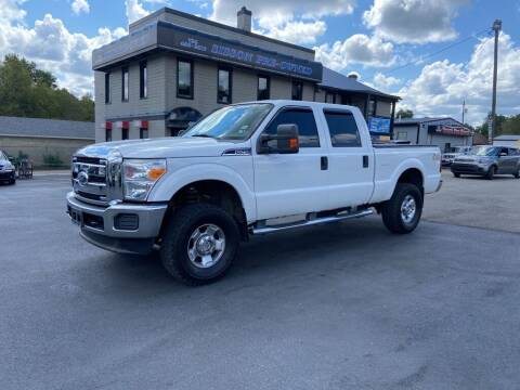 2012 Ford F-250 Super Duty for sale at Sisson Pre-Owned in Uniontown PA