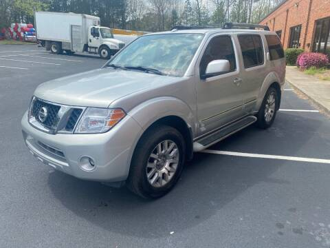 2011 Nissan Pathfinder for sale at Selective Imports in Woodstock GA
