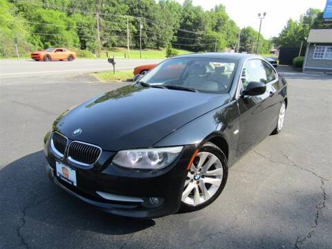 2011 BMW 3 Series for sale at Guarantee Automaxx in Stafford VA