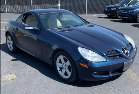 2007 Mercedes-Benz SLK for sale at Kingz Auto Sales in Avenel NJ