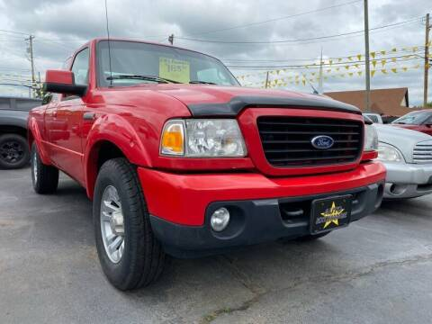 2008 Ford Ranger for sale at Auto Exchange in The Plains OH