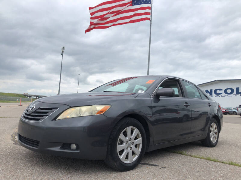 2008 Toyota Camry for sale at Sonny Gerber Auto Sales in Omaha NE