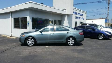 2008 Toyota Camry for sale at VINE STREET MOTOR CO in Urbana IL