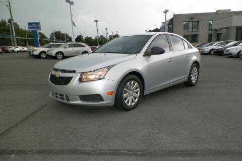 2011 Chevrolet Cruze for sale at Paniagua Auto Mall in Dalton GA