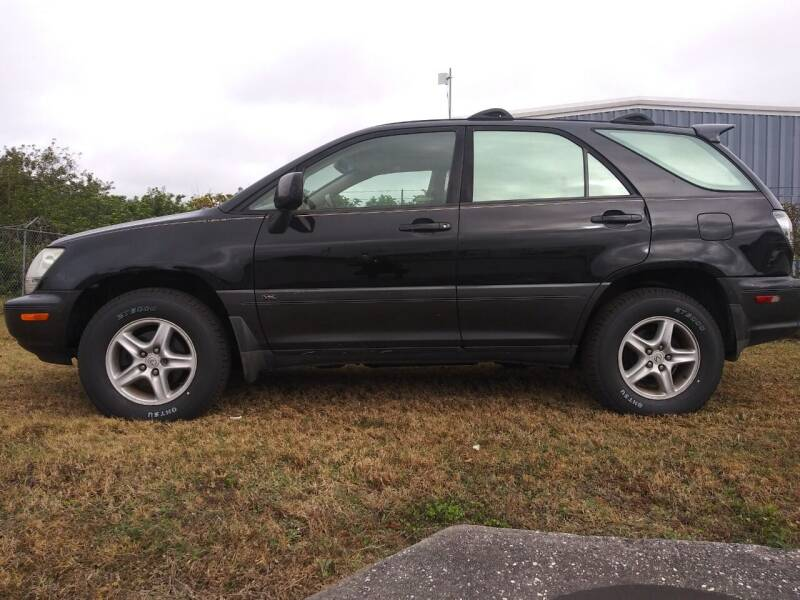 2003 Lexus RX 300 for sale at Affordable Auto in Ocoee FL