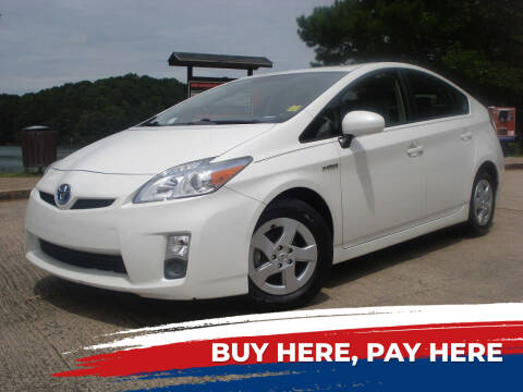 2011 Toyota Prius for sale at Car Store Of Gainesville in Oakwood GA