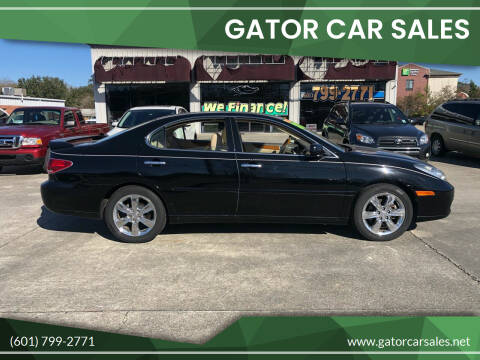 2005 Lexus ES 330 for sale at Gator Car Sales in Picayune MS