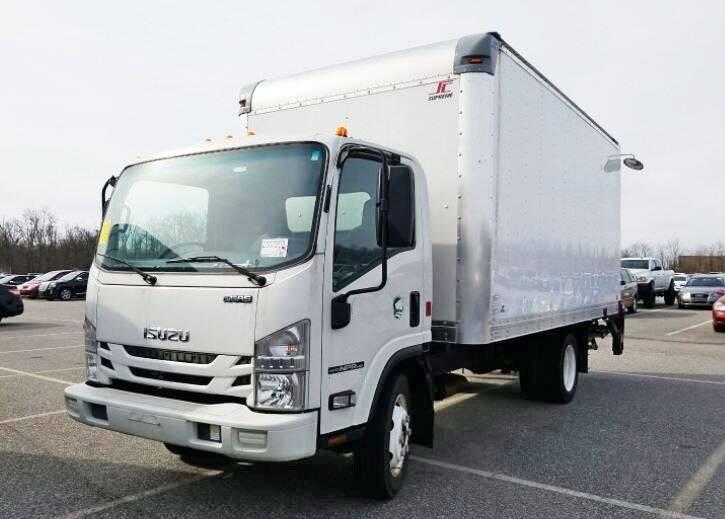 2016 Isuzu NPR-HD for sale at Trucksmart Isuzu in Morrisville PA