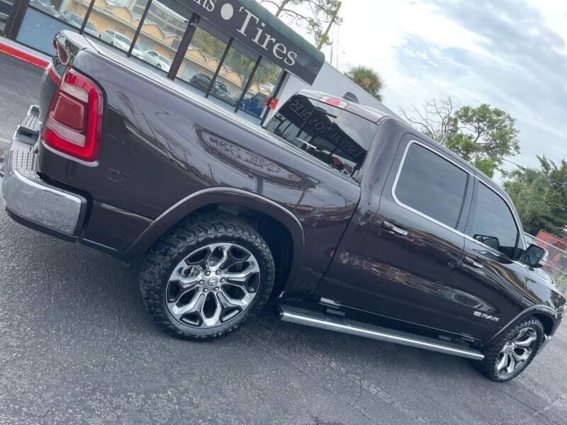 2019 RAM Ram Pickup 1500 for sale at WHEEL UNIK AUTOMOTIVE & ACCESSORIES INC in Orlando FL